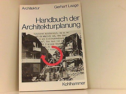 Handbuch der Architekturplanung (Fachbuchreihe Architektur)