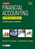 Financial Accounting for B.Com. (Hons.)