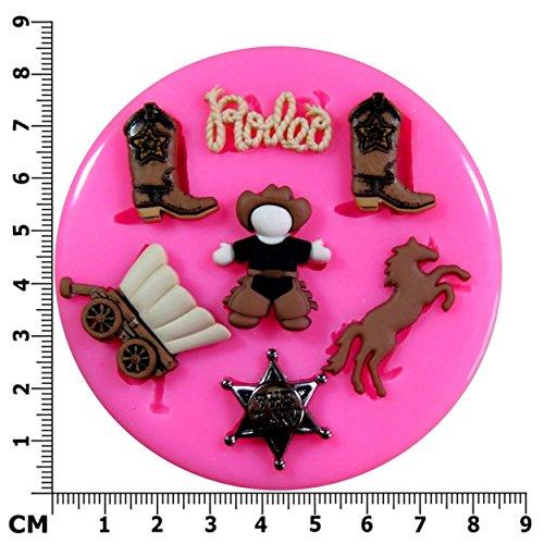 cowboy-rodeo-polizeichef-pferd-silikon-form-fur-kuchen-dekorieren-kuchen-kleiner-kuchen-toppers-zuck