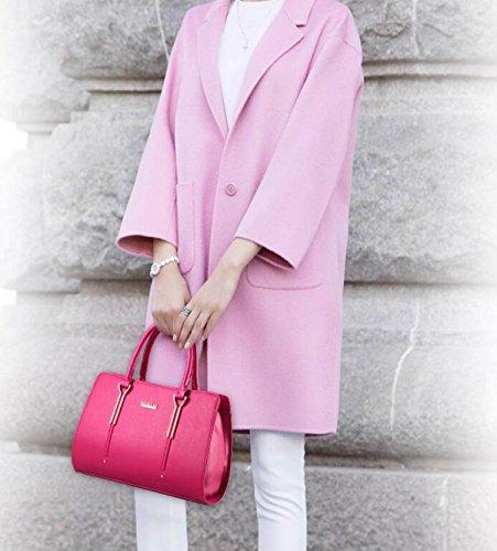 Dame-Schulter-Beutel-Kurier-Beutel-Handtasche Einfache Europa Und Die Staat-Art- Und Weisebeschaffenheit OL Art- Und Weisehandtasche F