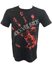 Black Veil Brides Official Red Handed T-Shirt