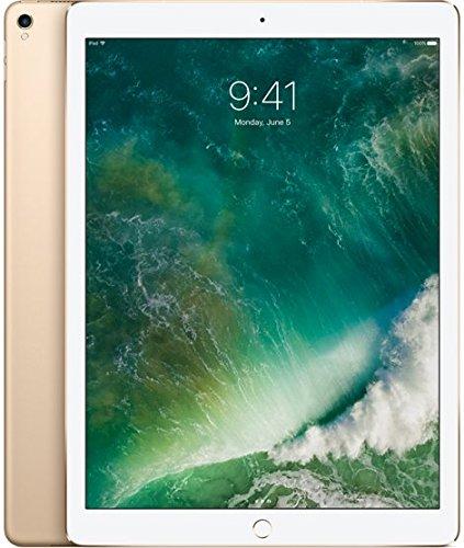 Apple iPad Pro MQEF2HN/A Tablet (12.9 inch, 64GB, Wi-Fi + 4G LTE), Gold