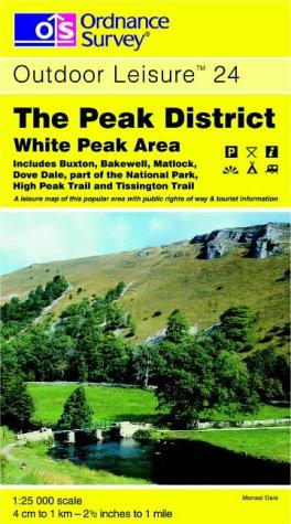 The Peak District: White Peak Area