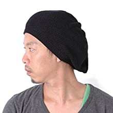 ce1705dca1e66b Casualbox womens Beret Sports Beanie Hat FAST DRYING Unisex Warm Black