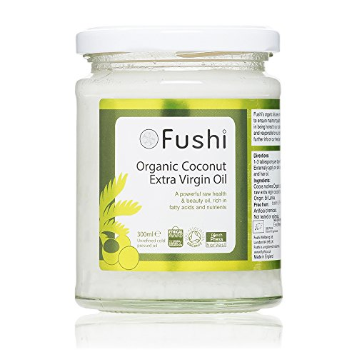 fushi-extra-virgin-sri-lankan-coconut-oil-250g-300ml-organic-cold-pressed