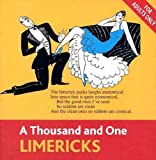 A Thousand and One Limericks (Book Blocks)