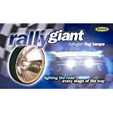 RING RL030C Projecteurs Ronds avec Cache Rally Giants (La Paire)