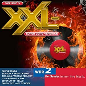 WDR 2: XXL. Super Long Versions, Volume 3 - The Alan