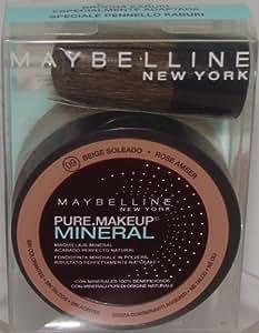 Fond de Teint Pure Minéral de Gemey-Maybelline