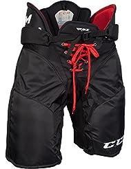 CCM RBZ 130 pantalones Junior Negro negro Talla:extra-large