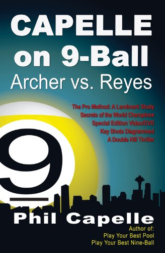 Capelle on 9-Ball: Archer v. Reyes: Johnny Archer vs. Efren Reyes, Sands Regency Open 23, June, 1996