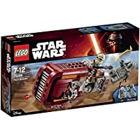 LEGO Star Wars 75099 Rey's Speeder-Parent