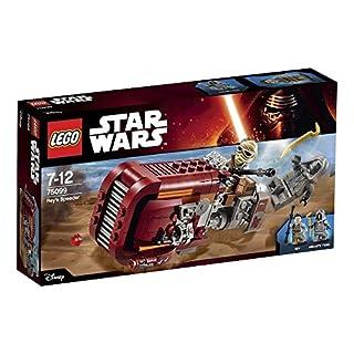 LEGO Star Wars 75099 - Rey's Speeder (B00SDTTP2O)   Amazon price tracker / tracking, Amazon price history charts, Amazon price watches, Amazon price drop alerts