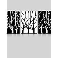 XM Set Tela / Unframed Stampa trasferimenti su tela Floreale/Botanical