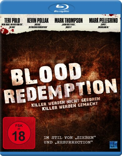 Bild von Blood Redemption [Blu-ray]