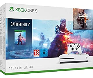 Pack Xbox One S 1 To Battlefield V - Edition Deluxe (B07GPLX92W) | Amazon Products