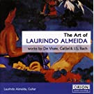 The Art Of Laurindo Almeida - Works By De Visee, Galilei & J