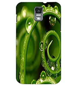 SAMSUNG GALAXY S5 WATER DROP Back Cover by PRINTSWAG