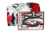 Trapunta 3D Digitale MARGHERITA Misura: 1 Piazza ( singolo) 170 x 260 cm Composizione: 100%microfibra Imbottitura : 100% polyestere