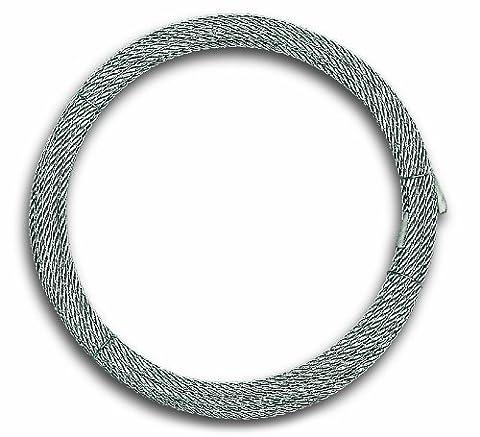 Chapuis QL210 Câble levage acier galvanise 43 kg D 2