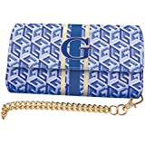 Guess G-CUBE Collection Clutch Case for iPhone 6 Plus/6S Plus - Blue