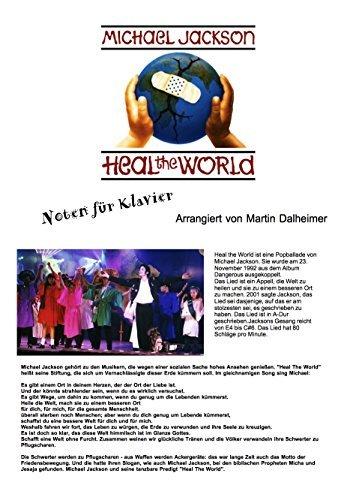 Preisvergleich Produktbild Heal The World für Klavier