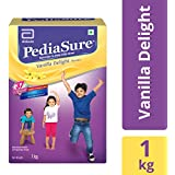 PediaSure Health & Nutrition Drink Powder for Kids Growth - 1kg (Vanilla)