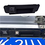 Navinio Wasserdicht Nachtsicht Kofferraum Griff Rückfahrkamera Rückfahrkamera für A Klasse GLK X204/ML GLA200/GLK200/GLK 260/GLK300/ML350/A180/A200/A260 (Nr.1 175x52mm= LS8009)