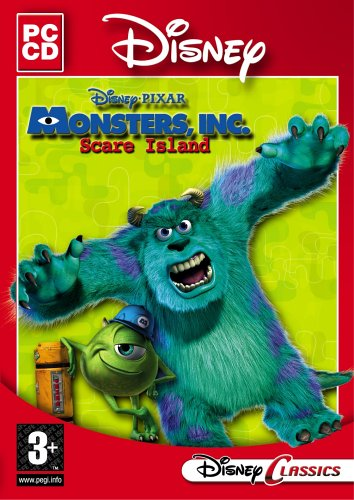 Image of Classics Monsters, Inc. - Scare Island (PC)
