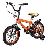 MuGuang 14 Pouces Vélo Enfant Étude d'apprentissage équitation vélo garçons...