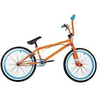 "New Diamondback Grind BMX Bike 20"" Orange 25x9T Gearing"
