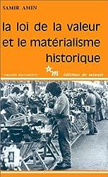 La Loi de la valeur et le matérialisme historique