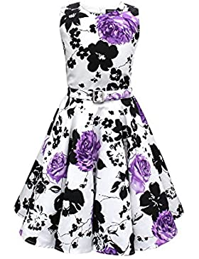 Black Butterfly Bambini Abito vintage anni '50