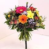 Blumenstrauß Farbkasten heute Versand möglich-Blumenpreis 30 Euro