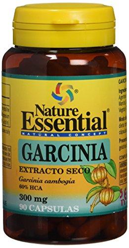 Garcinia Cambogia 60 % HCA, 90 Tabletten, schneller Gewichtsverlust, das Original von Nature Essential