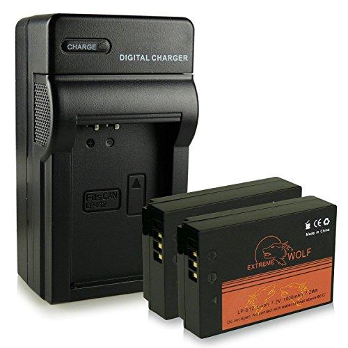 cargador-2x-extremewolf-bateria-lp-e12-para-canon-eos-100d-eos-m-eos-rebel-sl1