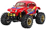 Tamiya 300058618 1:10 RC Monster Beetle 2015