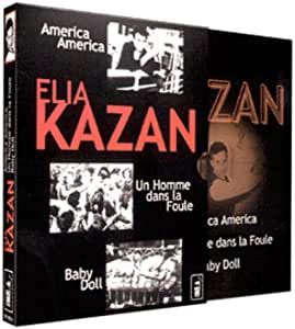Coffret Elia Kazan : America, America / Un homme dans la foule / Baby Doll - Coffret Collector 3 DVD