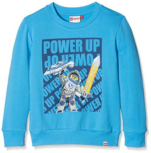 20c76364a5229 LEGO Wear Boy Nexo Knights Sebastian 102-Sweatshirt