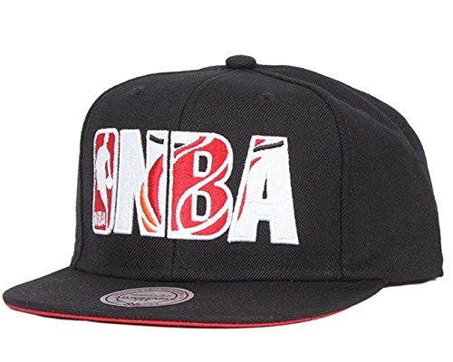 1996 NBA ALL STAR Hardwood Classics Cappellino Cappello di Mitchell Ness da Uomo /&