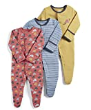 Best Of Mamas And The Papas - Mamas & Papas 3 Pack Cars Sleepsuits, Grenouillère Review