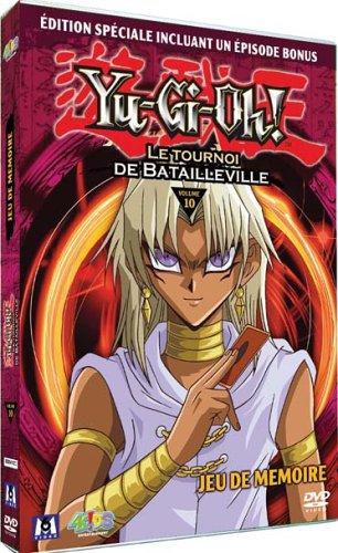 Yu-Gi-Oh ! - Saison 2, Partie 10 : Le tournoi de Batailleville : Jeu de mémoire