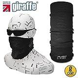 GIRAFFE Multifunktionstuch / Schlauchtuch Bandana fuer den alltaeglichen Gebrauch, Motorrad, Ski, Triathlon, Hiking, Laufen, Fahrrad, Angeln SNOWBOARD GIR442