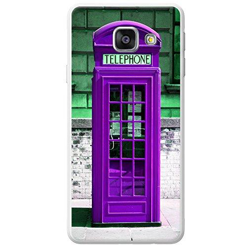 La Boîte de Londres Téléphone étui rigide pour téléphone portable Violett
