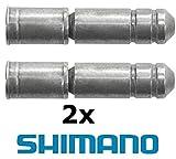 Shimano Kettennietstifte für 8-/9-/10-/11-fach Ketten (2er Pack) (10-fach)