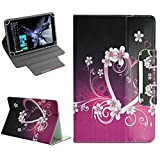 NAUC Tablet Tasche für Acer Iconia One 10 B3-A40 Hülle