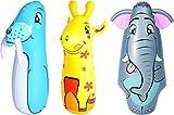 Bestway 52152 Exterior - juguetes inflables (Exterior, Azul, Gris, Amarillo, Vinilo, Full color box) - Bestway - amazon.es
