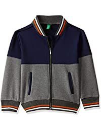 3b12ef6fe United Colors of Benetton Boys' Sweatshirts Online: Buy United ...