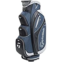 TaylorMade Golf 2018 Classic Cart Bag Mens Trolley Bag 14 Way Divider