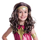 Rubies Girls Wonder Woman Wig Child One Size